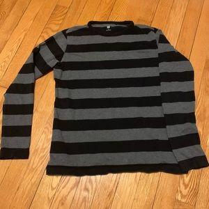 Boys Uniqlo striped tee like new!